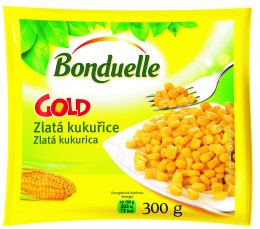 Bonduelle Zlatá kukuřice mražená