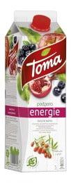 Toma Podpora Energie ovocný nápoj