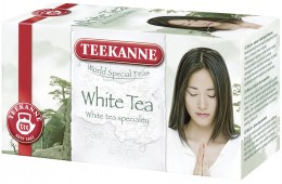 Teekanne čaj WHITE TEA