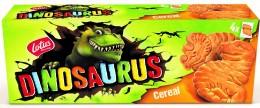 LOTUS Dinosaurus obilné sušenky (2x4ks)