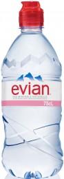 Evian Přírodní minerální voda nesycená