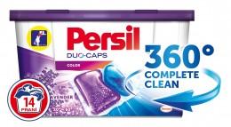 Persil Duo-Caps Lavender Color prací kapsle 14ks
