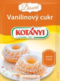 Kotányi Vanilinový cukr
