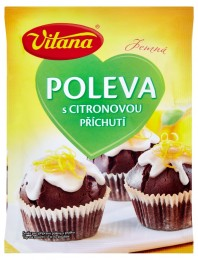 Vitana Poleva s citronovou příchutí