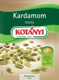 Kotányi Kardamom mletý