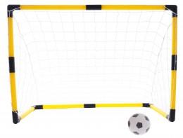 Teddies Fotbalová branka s míčkem a pumpičkou