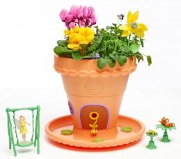 My Fairy Garden – Kouzelná zahrádka - květinový domeček