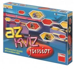 Dino AZ kvíz junior společenská hra