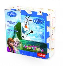 Trefl Pěnové puzzle Ledové království/Frozen
