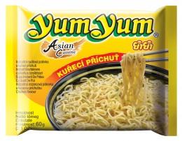 Yum Yum Instantní nudlová polévka kuřecí