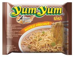 Yum Yum Instantní nudlová polévka hovězí