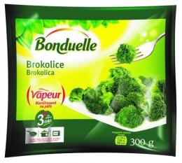 Bonduelle Brokolice Vapeur mražená
