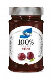 Relax 100% ovoce višeň