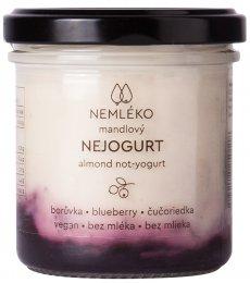 Nemléko Nejogurt - borůvka