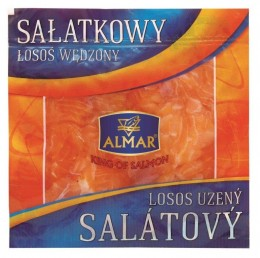 Almar Losos norský salátový uzený