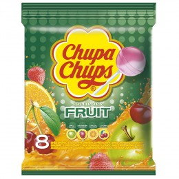 Chupa Chups Fruit bag (8 ks)