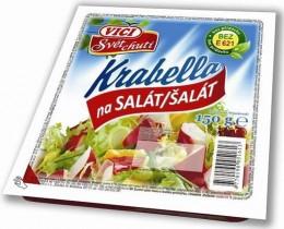 Papei Surimi rybí maso s krabí příchutí na salát