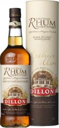 Dillon Rhum Tres Vieux VSOP, dárkové balení 40% Alc.