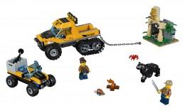LEGO® City 60159 Obrněný transportér do džungle