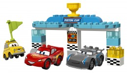 LEGO® DUPLO® 10857 Závod o Zlatý píst