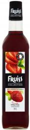Fruiss Collection Sirup s přídavkem jahodové šťávy