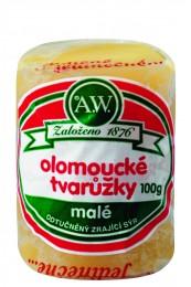 A.W. Olomoucké tvarůžky malé 1%