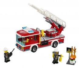 LEGO® City 60107 Hasičské auto s žebříkem