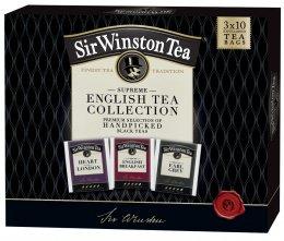 Sir Winston Tea kolekce čajů