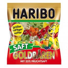 HARIBO Saft Goldbären Zlatí medvídci s ovocnou šťávou