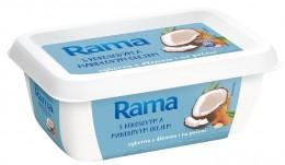 Rama S kokosovým a mandlovým olejem