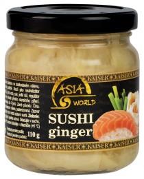 Asia World Nakládaný sushi zázvor