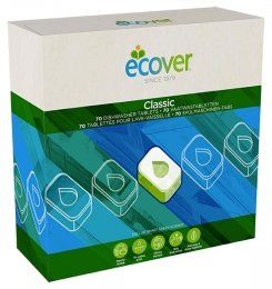 Ecover Classic tablety do myčky 70ks