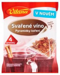 Vitana Svařené víno pyramidky koření