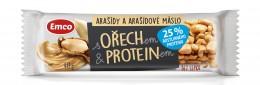 Emco Tyčinka Ořech s Proteinem a arašídy