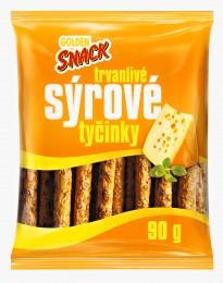 Golden snack Trvanlivé tyčinky sýrové