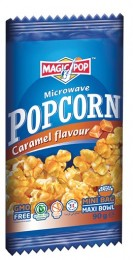 MAGIC POP  popcorn karamelový