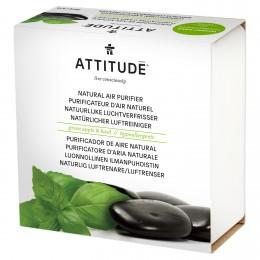 Attitude Přírodní čistící osvěžovač vzduchu s vůní zeleného jablka a bazalky 227g