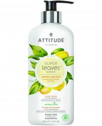 Attitude Super leaves přírodní mýdlo na ruce s detoxikačním účinkem - citrusové listy