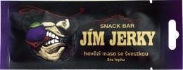 Jim Jerky Bar hovězí