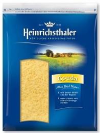 Heinrichsthaler Gouda strouhaná v sáčku se zipem