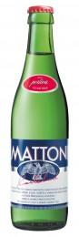 Mattoni tradiční perlivá voda sklo