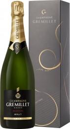 Champagne Gremillet Brut Sélection dárkové balení