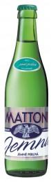 Mattoni tradiční jemně perlivá voda sklo