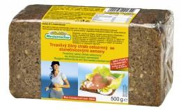Mestemacher Trvanlivý žitný chléb celozrnný se slunečnicovými semeny