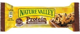 Nature Valley Protein Arašídy & Čokoláda