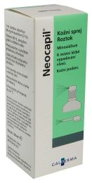 NEOCAPIL 20MG/ML DRM SPR SOL 50ML+APL