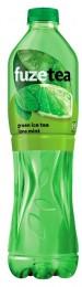 FuzeTea zelený ledový čaj limeta máta