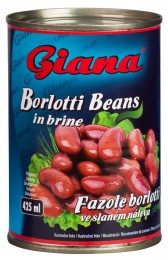 Giana Fazole borlotti ve slaném nálevu