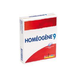 HOMEOGENE 9 sublingvální tableta 60