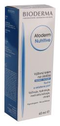 BIODERMA Atoderm Nutritive 40 ml